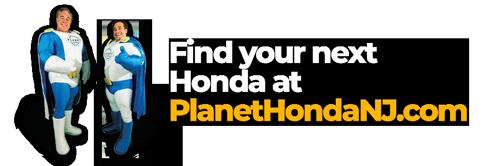 Find Your Next Honda at PlanetHondaNJ.com